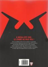 Verso de Judge Dredd (Soleil) -INT4- Intégrale 04