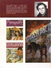 Verso de Johnny Paraguay -2- Stalnaker