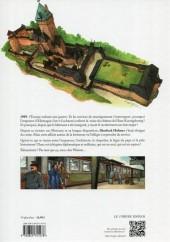 Verso de Sherlock Holmes (Seiter/Manunta) -1- Sherlock Holmes et le mystère du Haut-Kœnigsbourg