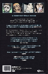 Verso de Locke & Key -3a- La Couronne des ombres