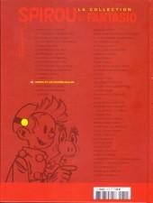 Verso de Spirou et Fantasio - La collection (Cobra) -14- Spirou et les hommes-bulles