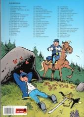 Verso de Les tuniques Bleues -13Sp- Les Bleus dans la gadoue