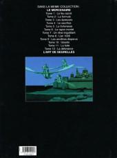 Verso de Le mercenaire -12- La délivrance