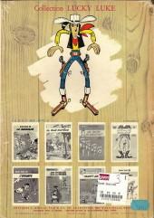 Verso de Lucky Luke -31a73- Tortillas pour les Dalton