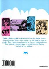 Verso de Dark Rabbit -2- Volume 2