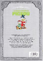 Verso de La grande Épopée de Picsou -2- Tome II - La Jeunesse de Picsou 2/2