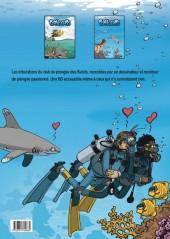 Verso de Plongeurs -2- Des bulots sauce Mer Rouge