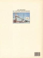 Verso de Les mémoires du Capitaine Moulin-Rouge -1- Amazonia
