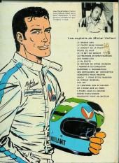 Verso de Michel Vaillant -2c72'- Le pilote sans visage
