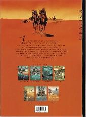 Verso de Les pirates de Barataria -6- Siwa