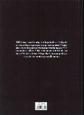 Verso de Spirou et Fantasio par... (Une aventure de) / Le Spirou de... -4FL- Le journal d'un ingénu