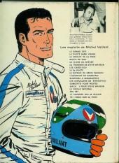 Verso de Michel Vaillant -6a1970b- La trahison de Steve Warson