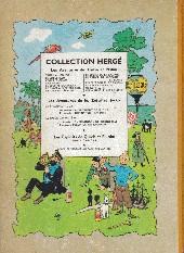 Verso de Tintin (Historique) -5B12- Le lotus bleu