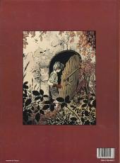 Verso de Grimion gant de cuir -1- Sirène