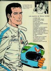 Verso de Michel Vaillant -8b1972- Le 8e pilote