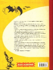 Verso de Bob Marone -3- Un parfum de yétis roses