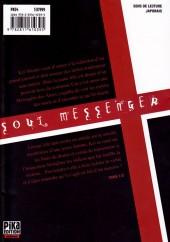 Verso de Soul messenger -1- Tome 1
