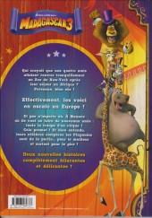 Verso de Madagascar -3- Madagascar 3 - Vive le roi !