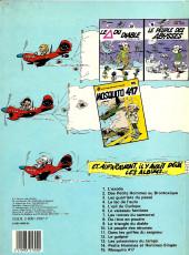 Verso de Les petits hommes -12a1984- Le guêpier