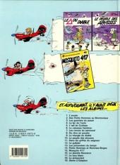 Verso de Les petits hommes -14a86- Les petits hommes et les hommes singes