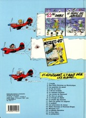 Verso de Les petits hommes -15a1986- Mosquito 417