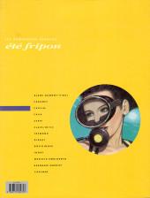 Verso de Fripons (collectif Humanos) -2- Été fripon
