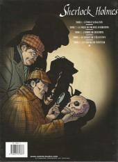 Verso de Sherlock Holmes (Croquet/Bonte) -5- Le vampire de West End