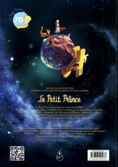 Verso de Le petit Prince - Les Nouvelles Aventures -15- La Planète du Gargand