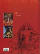 Verso de Djinn (Dufaux/Mirallès) -FL01- Cycle Ottoman