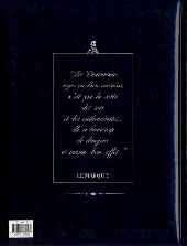 Verso de Mi-anges mi-démons -3- La Belle et la Bête