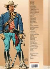 Verso de Blueberry (La Jeunesse de) -11a2012- La piste des maudits