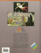 Verso de Aria -17a- La vestale de satan