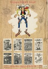 Verso de Lucky Luke -14b69- Ruée sur l'Oklahoma