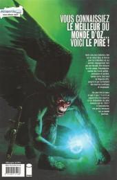 Verso de Les assassins d'Oz -1- [No Place Like Home]