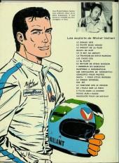 Verso de Michel Vaillant -20a1972- Rodéo sur 2 roues