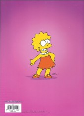 Verso de Le magnifique monde de Lisa Simpson -1- Quel Talent !