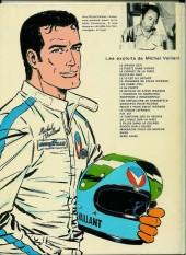 Verso de Michel Vaillant -22a1973- Rush