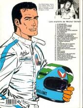 Verso de Michel Vaillant -16d1984- Km. 357