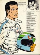 Verso de Michel Vaillant -11d1983- Suspense à Indianapolis
