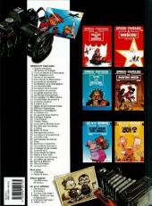 Verso de Spirou et Fantasio -11e95- Le gorille a bonne mine