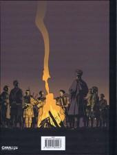 Verso de Les cosaques d'Hitler -1TL- Macha