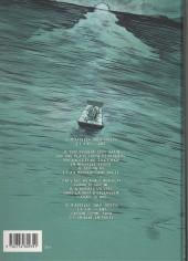 Verso de Jack Joseph soudeur sous-marin