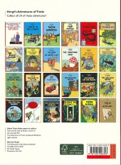 Verso de Tintin (The Adventures of) -19d2012- The Red Sea Sharks