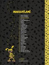 Verso de Marsupilami - La collection (Hachette) -2- Le Bébé du bout du monde