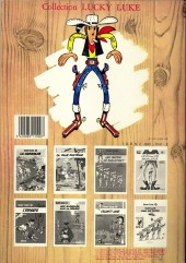 Verso de Lucky Luke -2b1984- Rodéo