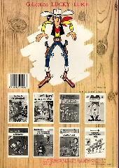 Verso de Lucky Luke -8d83- Lucky Luke et Phil Defer