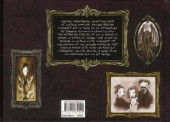 Verso de Le jeune Lovecraft -1- Tome 1