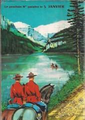 Verso de Jim Canada -270- Gray le froussard