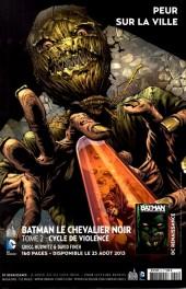 Verso de Green Lantern Saga -15- Numéro 15
