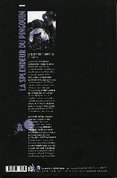 Verso de La splendeur du Pingouin - La Splendeur du Pingouin